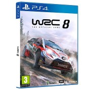 WRC 8 The Official Game - PS4