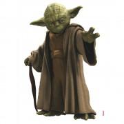 Sticker Yoda - Star Wars