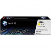 HP 128A Tóner Original Laserjet Amarillo