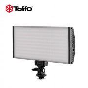 Tolifo PT-30B Pro Ultra Thin Bi-color 3200K-5600K Temperature LED Video Camera Light – Lampa bi-colora