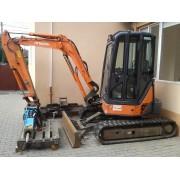 Excavator compact Hitachi ZX 35U-2