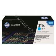 Тонер HP 311A за 3700, Cyan (6K), p/n Q2681A - Оригинален HP консуматив - тонер касета