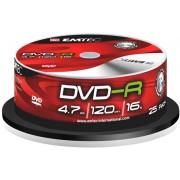 DVD-R 4.7GB (25 buc. Cakebox, 16x) EMTEC