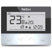 Szobatermosztát TECH HU-292v2 puffer érzékelővel