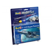 MODEL SET F-14D SUPER TOMCAT REVELL RV64049 - REVELL
