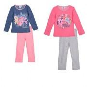 My Little Pony pyjamas byxa & Långärmad T-shirt (Blå, 3 ÅR - 98 cm)