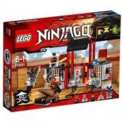 Lego ninjago fuga dalla prigione di kryptarium
