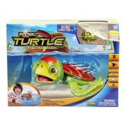Set acvariu si Testoasa Robo Turtle