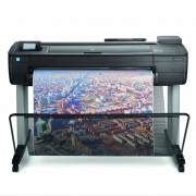 "Plotter HP Designjet T730, 36"" 4 tintas red/ wifi, F9A29A"