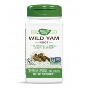 Natures Way Wild Yam Kapszula 100 db
