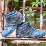 Мъжки спортни обувки ADIDAS TERREX AX2R MID GTX - BB4604