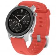 Smartwatch Xiaomi Huami Amazfit GTR, 1.2 inch, 42 mm, Amoled, GPS, 5ATM Waterproof, Bluetooth 5.0, 195 mAh, Global, Rosu