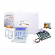 BENTEL SECURITY Bentel KITKYO8 Kit antifurto allarme filare centrale 8 zone + accessori