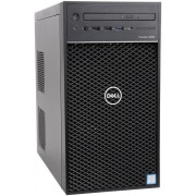 Calculator Sistem PC Dell Precision 3630 Tower (Procesor Intel® Xeon® E-2124 (8M Cache, up to 4.30 GHz), 16GB, 1TB HDD @7200RPM + 256GB SSD, nVidia Quadro P620 @2GB, Win10 Pro)