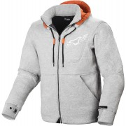 Macna District Motorrad Textiljacke Gris L