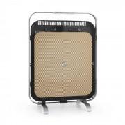 Klarstein HeatPal Marble Blackline, инфрачервен нагревател, 1300 W, мрамор, алуминий (ACO11-HeatPalMarbleB)