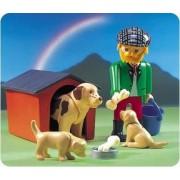 Playmobil Dog Puppies &