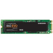 Samsung 860 Evo 500GB M.2 SATA3 type 2280 SSD Solid State Drive