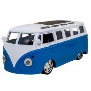 Mini autobuz Die Cast, scara 1:36, sunete si lumini