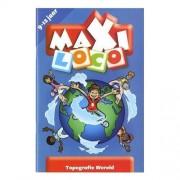 Maxi Loco Topography World