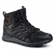 Туристически THE NORTH FACE - Litewave Fastpack II Mid Wp NF0A47HECA01 Tnf Black/Ebony Grey