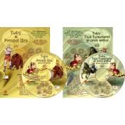 2 CD-uri educationale pentru 5 - 12 ani