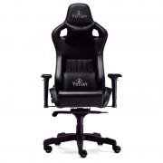 Silla Gaming Yeyian reclinable 4D negro poliuretano Cadira 2150, YAR-9015