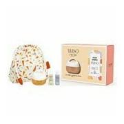 Coffret waso creme 50ml+gel de limpeza 7ml+esfoliante 5ml - Shiseido