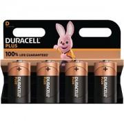 Duracell Plus Power D-storlek (4-pack) (MN1300B4)