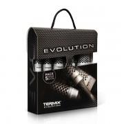 Termix Kit 5 Escovas Evolution Basic Cabelos Normais