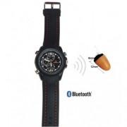 Nové Spy slúchatko Agent 008 + Bluetooth Hodinky