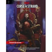 Curse of Strahd: A Dungeons & Dragons Sourcebook, Hardcover/Wizards RPG Team