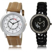 The Shopoholic White Black Combo Fashionable Funky Look White And Black Dial Analog Watch For Boys And Girls Mens Casual Watches
