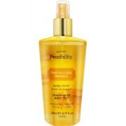 Spray parfumat pentru corp cu nectar de mango si flori de portocal Secret Possibility Tantalizing Mango, 250 ml