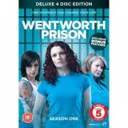 Wentworth Prison Series 1 (deluxe Edition) DVD