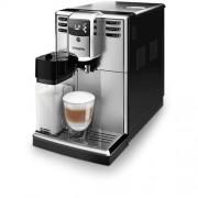 Автоматична еспресо машина, Philips Series 5000, 5 напитки, Вградена кана за мляко, AquaClean, Black (EP5365/10)