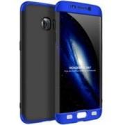 Husa Samsung Galaxy S7 Edge GKK 360 Negru Albastru