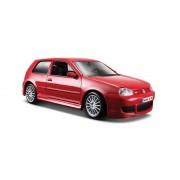 MAISTO Igr. Metalni automobil 1:24 Volkswagen Golf R32 (31290)