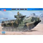 Hobby Boss Macheta transportor amfibiu AAVP-7A1 RAM /RS 1:35