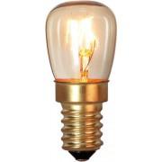 Päronlampa ugn-kylskåp E14 15W