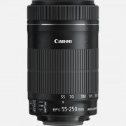 Canon Objectif Canon EF-S 55-250mm f/4-5.6 IS STM