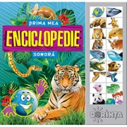 Prima mea enciclopedie - Carte cu sunete/***
