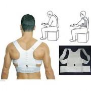 New Magnetic Therapy Posture Back Shoulder Corrector Support Brace Belt