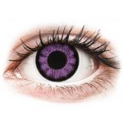 ColourVUE BigEyes Ultra Violet (Ултравиолетови ) - без диоптър (2 лещи)