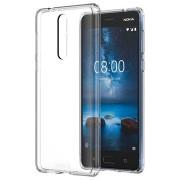 Nokia 8 Hybrid Crystal Cover CC-701 - Doorzichtig