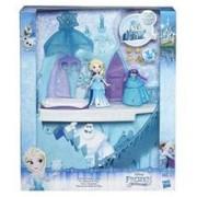 Jucarie Frozen Disney Little Kingdom Elsa's Frozen Castle