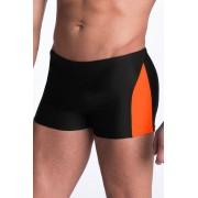 Primo Pánské plavky boxerky David černé M