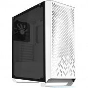 Carcasa desktop silverstone fereastra PM02, alb (SST-PM02W-G)