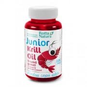 Krill Oil Junior 30 Jeleuri Gumate Rotta Natura