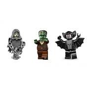 LEGO Lego Spectre Vampire Bat Monster Minifigures Custom Bundle